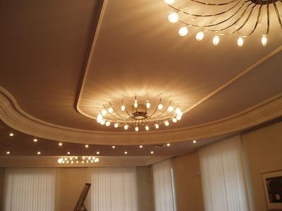 Светильники и люстры – яркий калейдоскоп огней